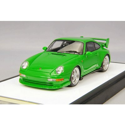 Porsche 91(993) Carrera RS 1995 (日本仕様) シグナルグリーン (1/43スケール VISION(ヴィジョン) VM096H)の商品画像