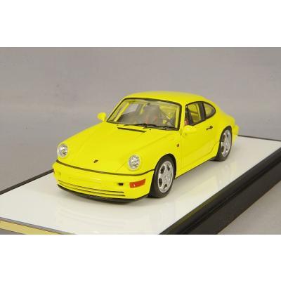 Porsche 911(964) Carrera RS NGT 1992 パステルイエロー (1/43スケール VISION(ヴィジョン) VM142F)の商品画像