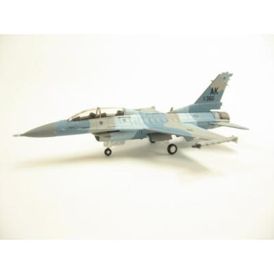 F-16D アメリカ空軍 18TH AGRS ブルーフォクシーズ AK366 フランカースキーム (1/200スケール 6313)の商品画像