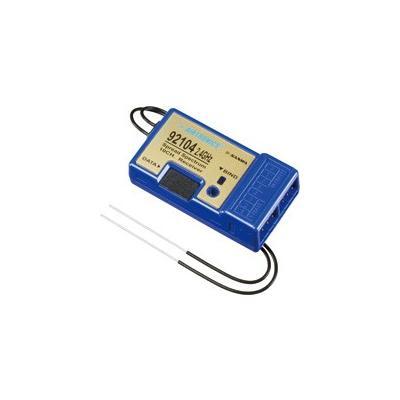 レシーバー 92104 (2.4GHz FHSS3 SD-10G専用) 107A40941Aの商品画像