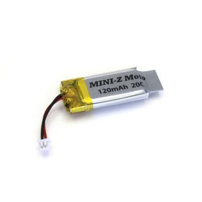 3.7V-120mAh リポバッテリー MC015の商品画像