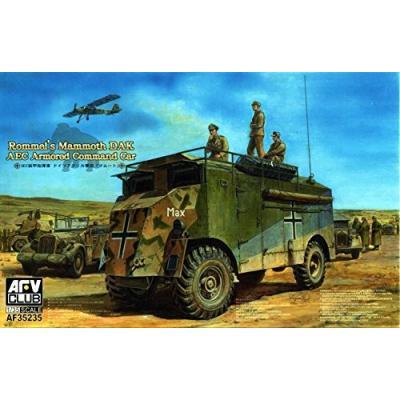 AEC 装甲指揮車 ロンメル・マムート (1/35スケール FV35235)の商品画像