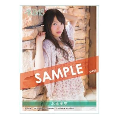 AKB48 スリーブコレクション 北原里英の商品画像