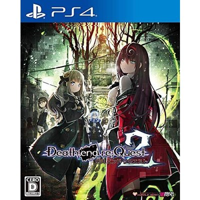 【PS4】 Death end re;Quest2 [通常版]の商品画像