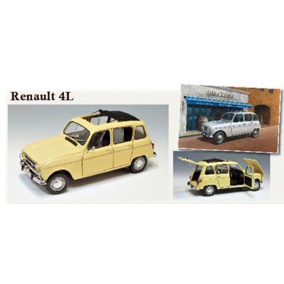 Renault 4L (1/24スケール 25002)の商品画像