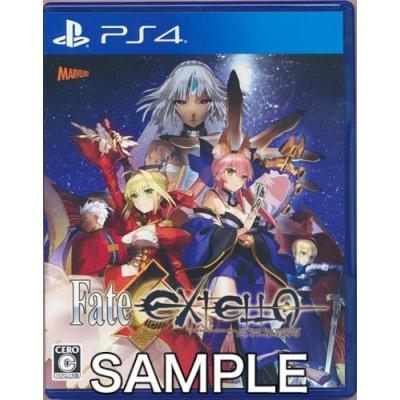 【PS4】 Fate/EXTELLA [通常版]の商品画像