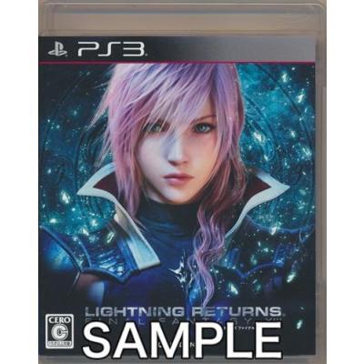 【PS3】 ライトニング リターンズ ファイナルファンタジーXIIIの商品画像