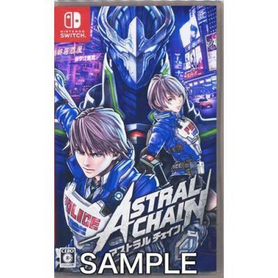 【Switch】 ASTRAL CHAIN [通常版]の商品画像