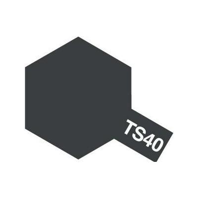 TS-40 メタリックブラック (ノンスケール タミヤスプレー 85040)の商品画像