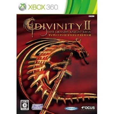 【Xbox360】 ディヴィニティII ドラゴンナイトサーガの商品画像