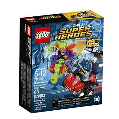 76069 マイティマイクロ:バットマン vs キラーモスの商品画像