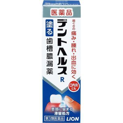 歯茎の腫れの薬