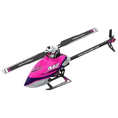 デュアルブラシレスダイレクト3D ヘリコプター M2 V2(2020) ダルパープル M22020-DUPLの商品画像