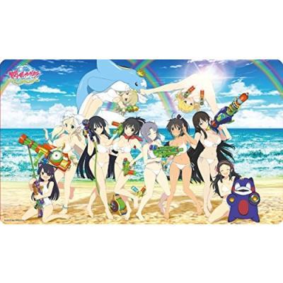 キャラクターラバーマット 閃乱カグラ PEACH BEACH SPLASH (ENR-015)の商品画像