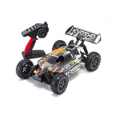 1/8RC 21エンジン 4WDレーシングバギー レディセット インファーノ NEO 3.0 カラータイプ3 オレンジ 33012T3の商品画像