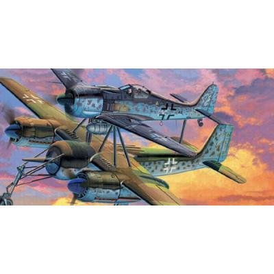 WW.II ドイツ空軍 Ta154 ミステル (1/48スケール DR5553)の商品画像
