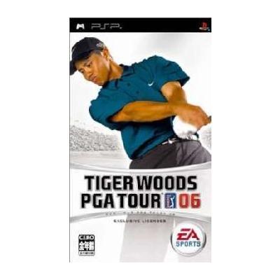 【PSP】 タイガー・ウッズ PGA TOURの商品画像