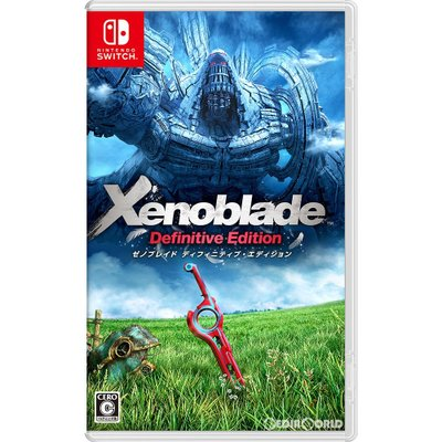 【Switch】 Xenoblade Definitive Edition [通常版]の商品画像