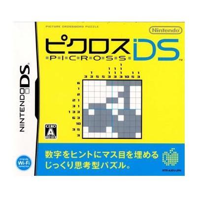 【DS】 ピクロスDSの商品画像