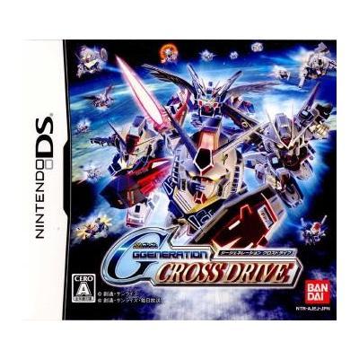 【DS】 SDガンダム G GENERATION CROSS DRIVEの商品画像