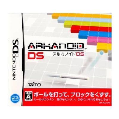 【DS】 アルカノイドDS (ソフト単体版)の商品画像