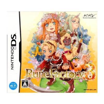 【DS】 ルーンファクトリー3の商品画像