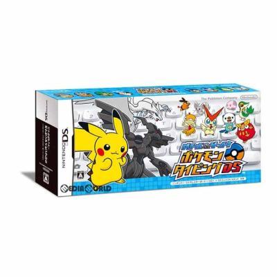 【DS】 バトル&ゲット! ポケモンタイピングDS (シロ)の商品画像
