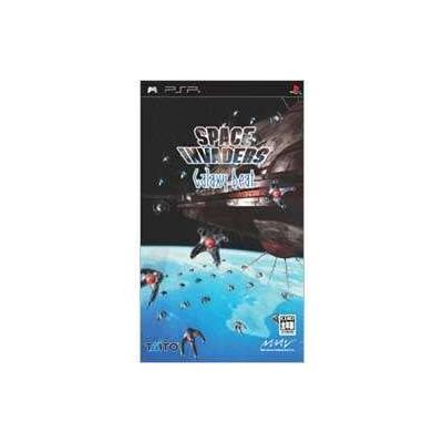 【PSP】 SPACE INVADERS Galaxy beat スペースインベーダー ギャラクシービートの商品画像