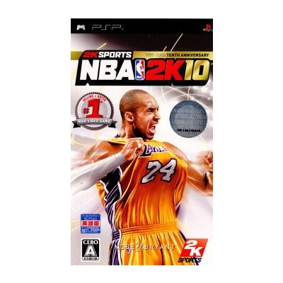 【PSP】 NBA 2K10の商品画像