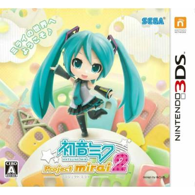 【3DS】 初音ミク Project mirai 2 [通常版]の商品画像