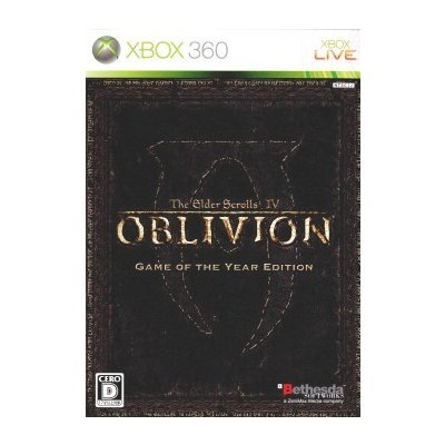 【Xbox360】 The Elder Scrolls IV:オブリビオン Game of the Year Editionの商品画像