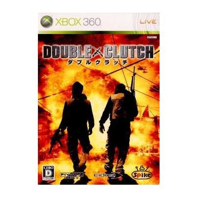 【Xbox360】 DOUBLE CLUTCHの商品画像