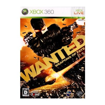 【Xbox360】 WANTED:WEAPONS OF FATEの商品画像
