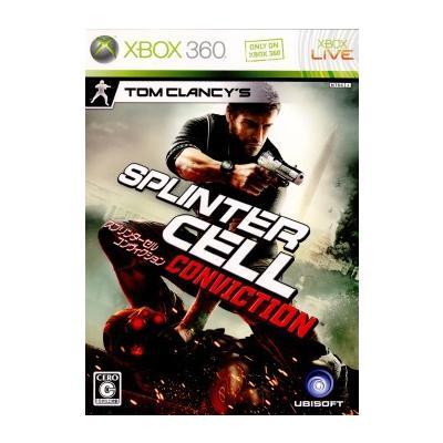 【Xbox360】 スプリンターセル コンヴィクションの商品画像