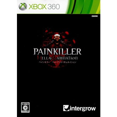 【Xbox360】 PAINKILLER HELL & DAMNATIONの商品画像