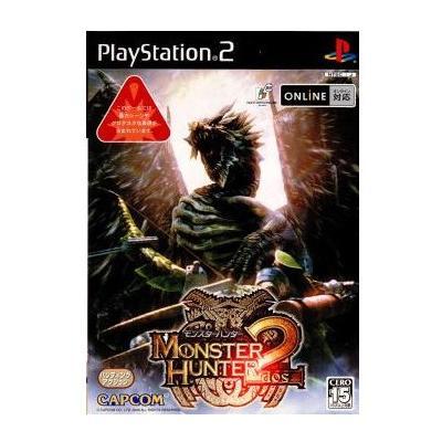 【PS2】 モンスターハンター2 (ドス)の商品画像