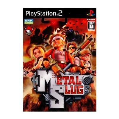 【PS2】 メタルスラッグの商品画像