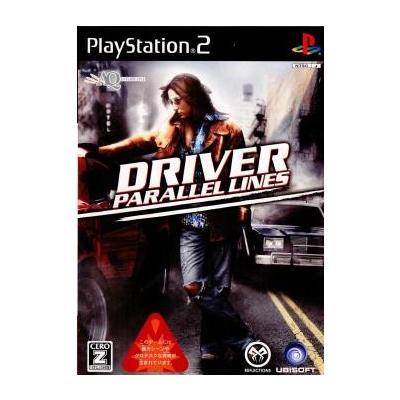 【PS2】 ドライバー パラレルラインズの商品画像
