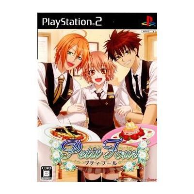 【PS2】 プティフール (通常版)の商品画像