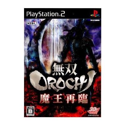 【PS2】 無双OROCHI 魔王再臨 (通常版)の商品画像