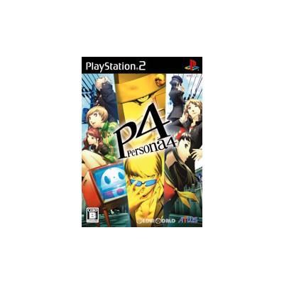 【PS2】 ペルソナ 4の商品画像