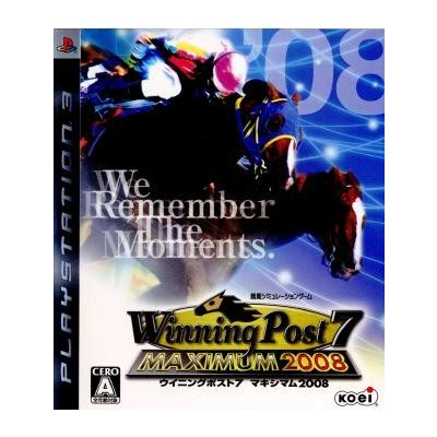 【PS3】 Winning Post7 MAXIMUM 2008の商品画像