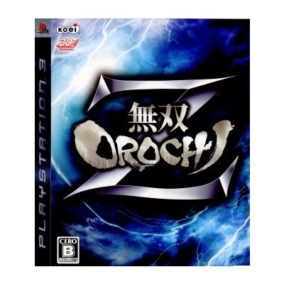 【PS3】 無双OROCHI Z [通常版]の商品画像