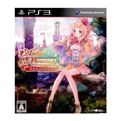 【PS3】 メルルのアトリエ ~アーランドの錬金術士3~ [通常版]の商品画像