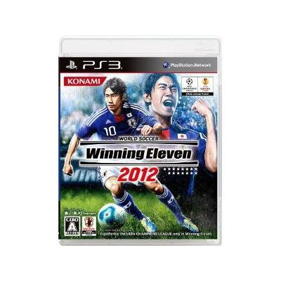【PS3】 ワールドサッカーウイニングイレブン2012の商品画像