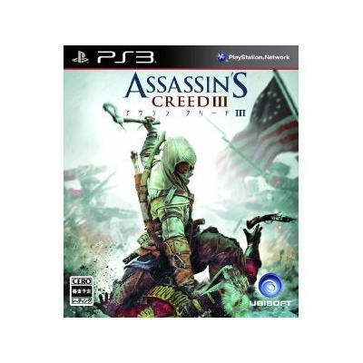 【PS3】 アサシン クリードIII [通常版]の商品画像