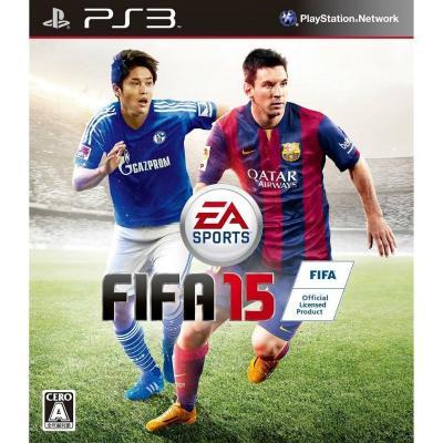 【PS3】 FIFA15 [通常版]の商品画像
