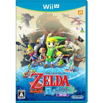【Wii U】 ゼルダの伝説 風のタクト HDの商品画像