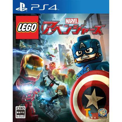 【PS4】 レゴ マーベル アベンジャーズの商品画像