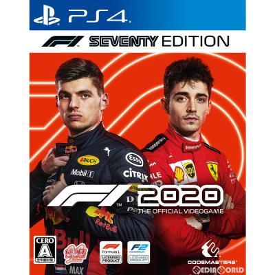 【PS4】 F1 2020 F1 Seventy Editionの商品画像